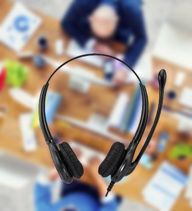 Contact Center Headsets