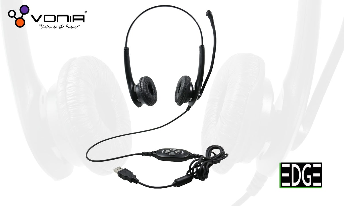 Vonia Edge USB Headset