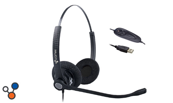 Vonia Ultima USB Headset